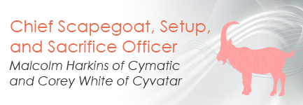 Chief Scapegoat, Setup, and Sacrifice Officer