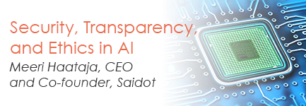 Security, Transparency, and Ethics in AI
