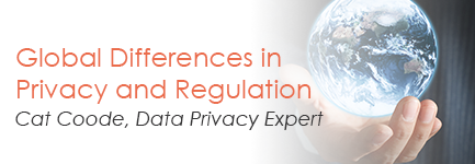 Global Differences in Privacy and Regulation